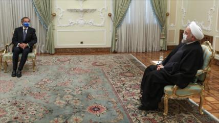 Irán recuerda a AIEA su responsabilidad de preservar pacto nuclear