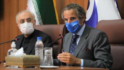 Irán da a inspectores acceso a dos sitios especificados por AIEA