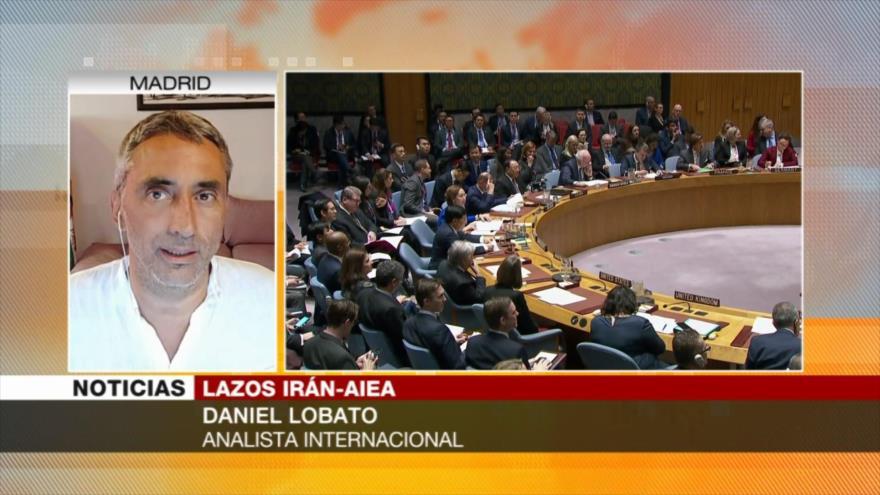"""EEUU e Israel rompen neutralidad de AIEA para presionar a Irán"""