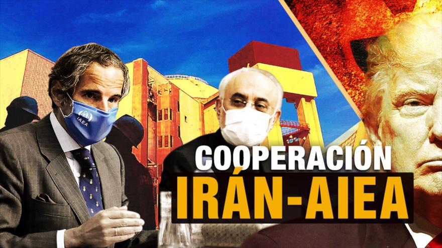 Detrás de la Razón: AIEA e Irán, nueva página de colaboración próspera