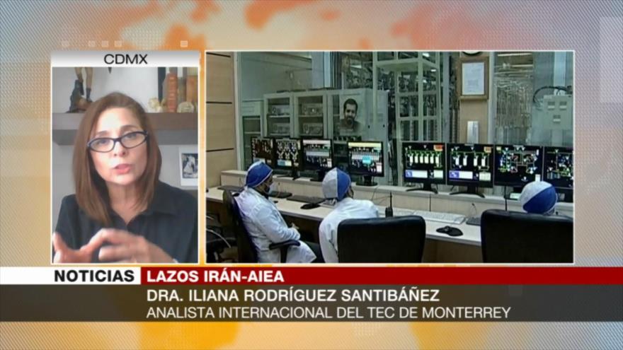 Santibáñez: Venia a AIEA prueba que Irán apuesta por pacto nuclear | HISPANTV