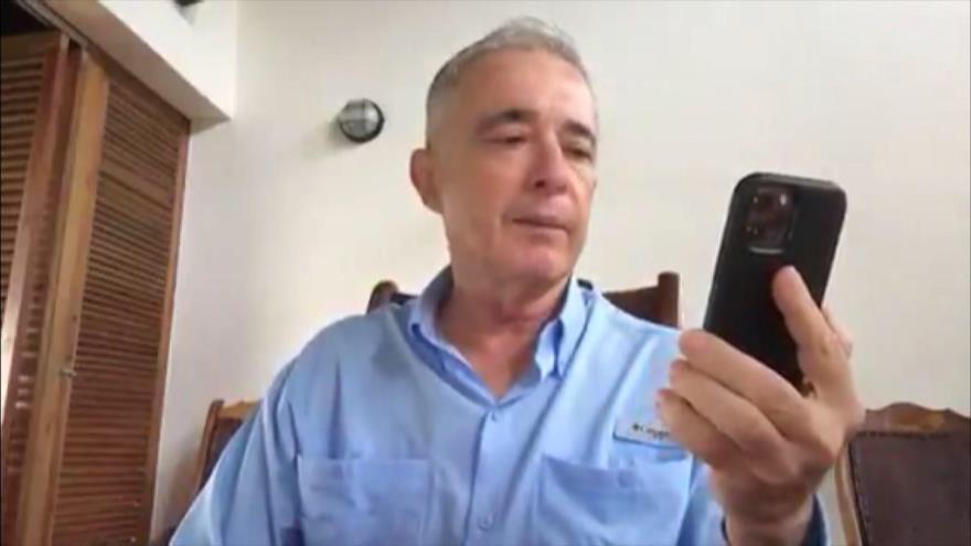 Álvaro Uribe ataca de nuevo a la Corte Suprema | HISPANTV
