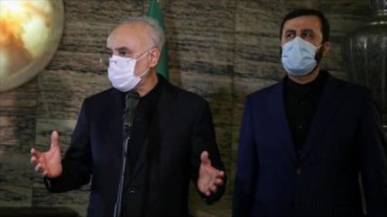 Irán no aceptará más allá de sus compromisos nucleares con la AIEA