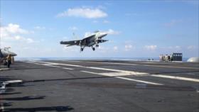 EEUU admite que monitoreó ejercicios chinos pese a advertencia