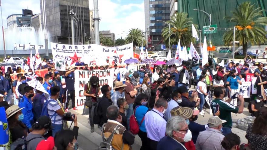 Padres de los 43 desaparecidos en México exigen avances jurídicos | HISPANTV