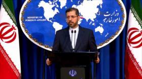 Irán condena profanación del Profeta del Islam por revista gala