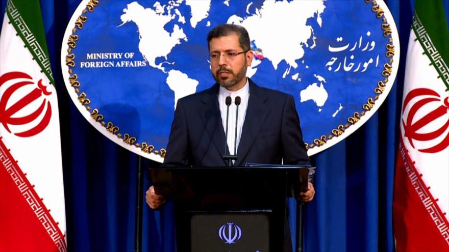 Irán condena profanación del Profeta del Islam por revista gala | HISPANTV