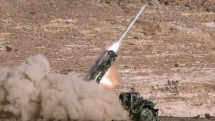 Ejército y Ansarolá de Yemen atacan con misil a Arabia Saudí