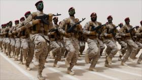20 militares saudíes ingresan a la base de EEUU en noreste de Siria