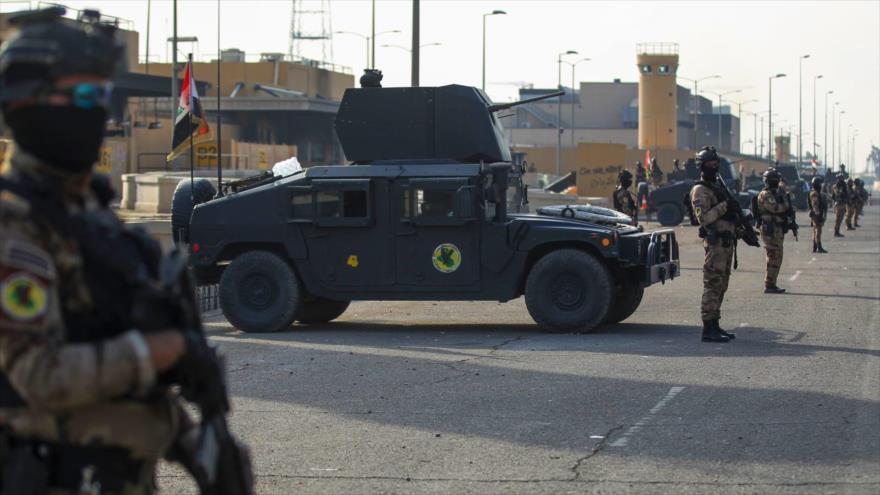 Por segunda vez en pocas horas atacan embajada de EEUU en Irak | HISPANTV