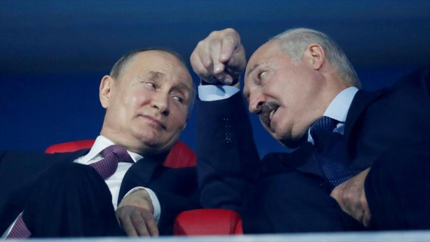 Putin: Rusia intervendrá militarmente en Bielorrusia si es necesario   HISPANTV