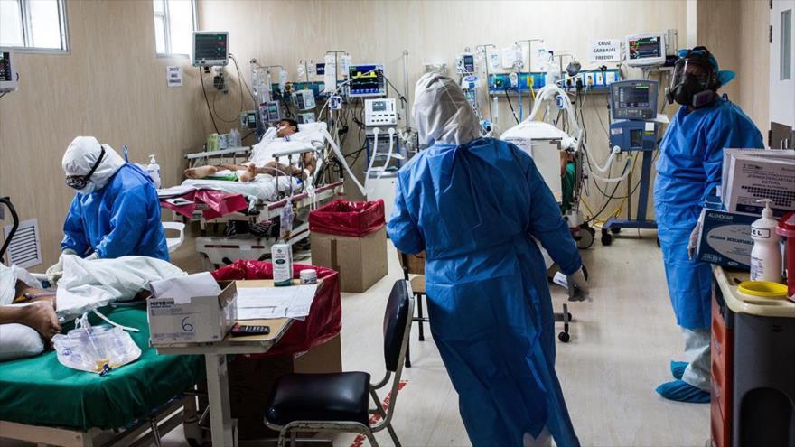Perú ya es el país con la mayor tasa de mortalidad por COVID-19 | HISPANTV