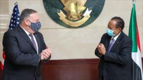 Sudán paga $330 millones a EEUU para salir de lista de terrorismo