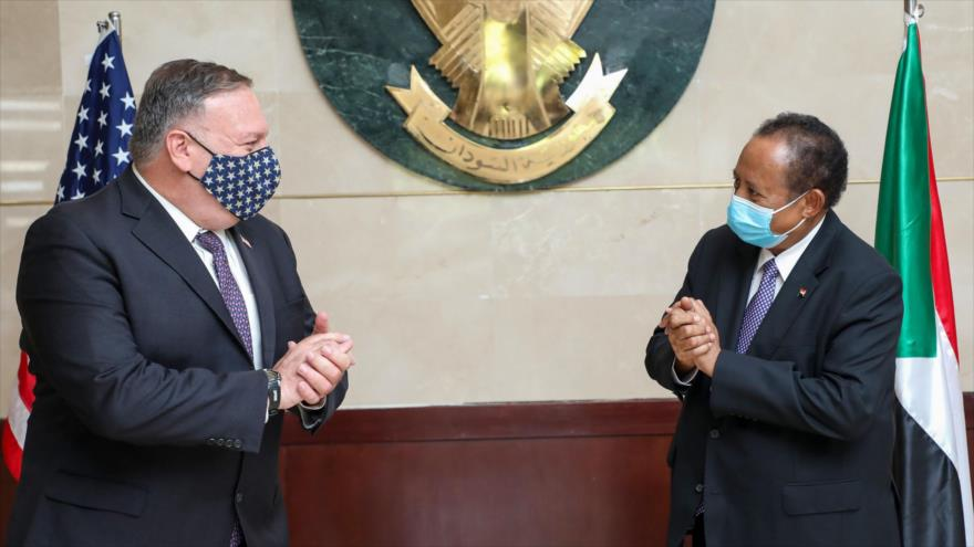 Sudán paga $330 millones a EEUU para salir de lista de terrorismo | HISPANTV