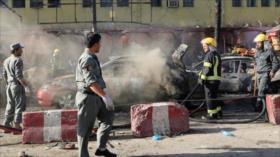 Dos atentados dejan al menos 14 civiles muertos en Afganistán