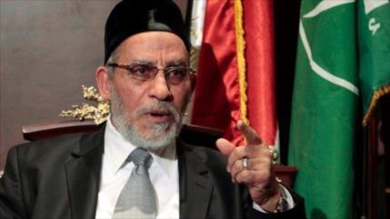 Detienen al líder adjunto del movimiento egipcio Hermanos Musulmanes