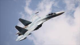 Aviación rusa intercepta avión espía de EEUU sobre el mar Negro