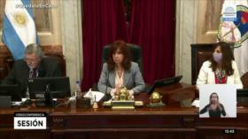 Senado de Argentina aprueba proyecto de reforma judicial