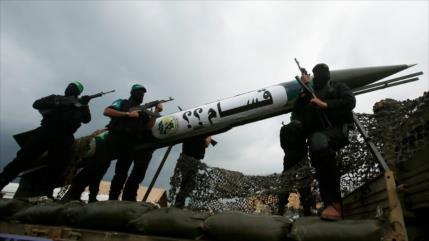 HAMAS: Israel llegará a buscar refugio si no levanta asedio a Gaza