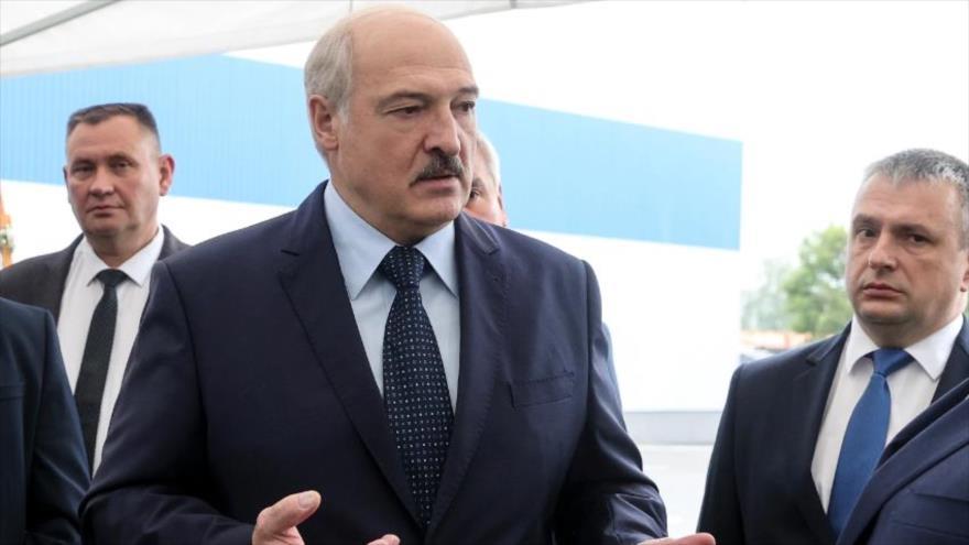 Bielorrusia cortará rutas de tránsito de la UE si lo sancionan | HISPANTV