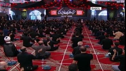 Los musulmanes chiíes conmemoran el día de Tasua