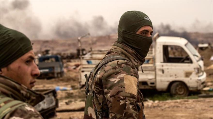 Matan a un líder y otros 4 militantes pro-EEUU en Siria   HISPANTV