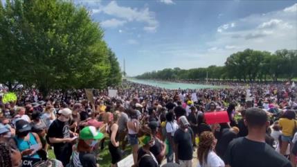 Estados Unidos, escenario de amplias protestas antirracistas