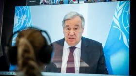 ONU llama a evitar división del mundo por tensiones China-EEUU