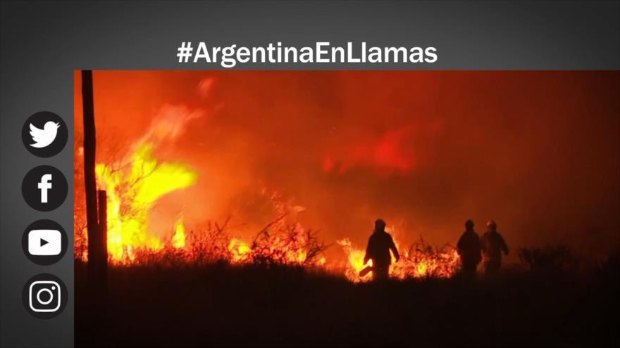 Etiquetaje: Argentina en llamas