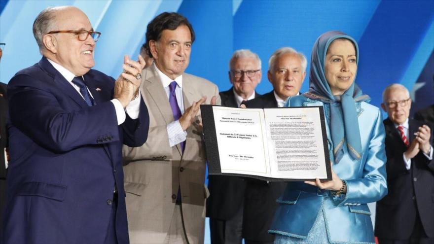 Irán condena apoyo de EEUU y Unión Europea a grupo terrorista MKO | HISPANTV