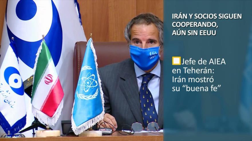 PoliMedios: Irán y socios siguen cooperando, aún sin EEUU