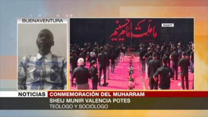 Valencia: Imam Husein (P) llamó a la resistencia ante opresores