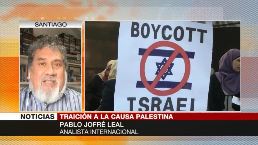 Jofré Leal: Boicot contra Israel podrá acabar con el sionismo