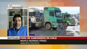 """""""Camioneros chilenos deben negociar con el Gobierno de Piñera"""""""