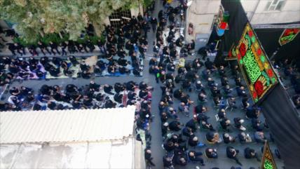 Los iraníes rememoran Ashura, el día del martirio del Imam Husein
