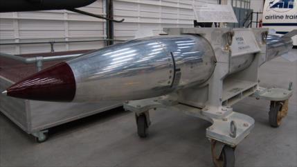Pentágono: EEUU debe aumentar su arsenal nuclear contra China