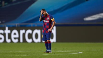 La Liga: Messi tendrá que pagar €700 millones si abandona el club
