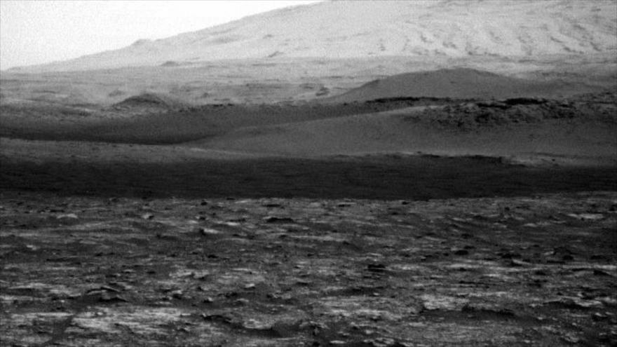 """Vídeo: NASA registra un """"diablo de polvo"""" en Marte   HISPANTV"""