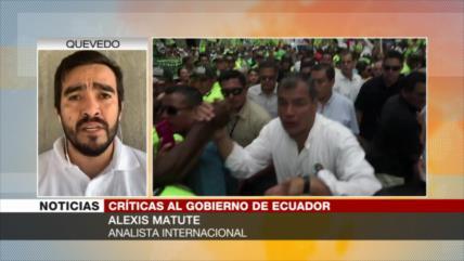 Matute: CNE ecuatoriano atropella derecho a elegir y ser elegido