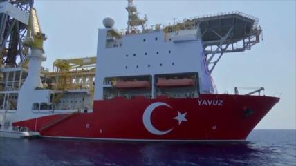 Aumentan las tensiones en el Mediterráneo oriental