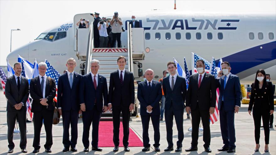 Palestina condena vuelo Israel-EAU tras pacto de normalización   HISPANTV