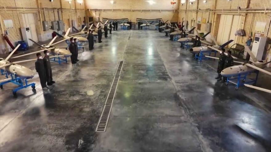 Alto mando militar: Producción de drones en Irán ha avanzado 1600 % | HISPANTV