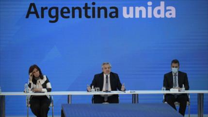 Argentina logra reestructurar el 99% de la deuda pública