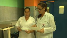 Guatemaltecos apoyan permanencia de médicos cubanos en su país