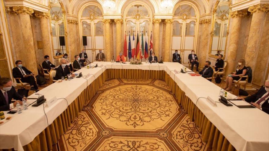 Europa, Rusia y China abogan por preservar pacto nuclear con Irán   HISPANTV