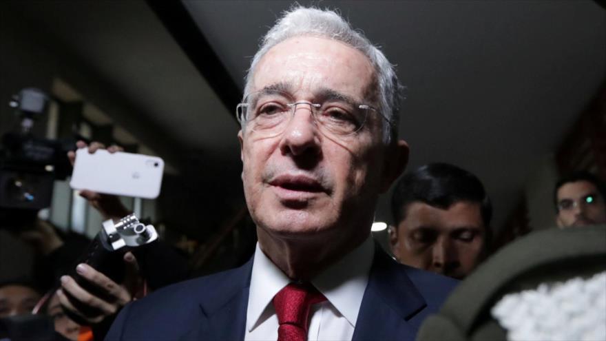 La Corte Suprema de Colombia remite a la Fiscalía el caso de Uribe