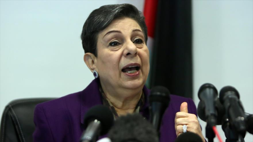 Palestina: Normalizar lazos con Israel es aceptar sus crímenes | HISPANTV