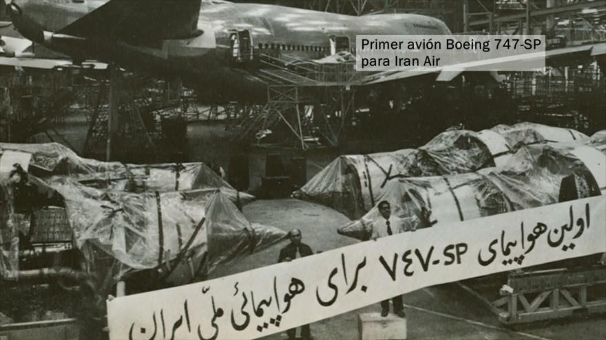 El cielo bajo sanciones: Parte 1