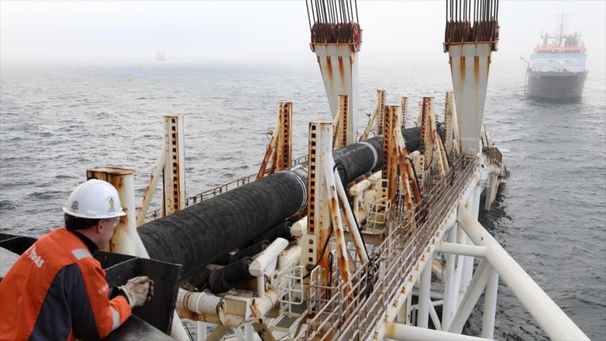 Alemania: Gasoducto ruso avanzará pese a amenazas de EEUU | HISPANTV