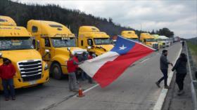 Huelga de camioneros en Chile, ¿un acto popular u organizado?